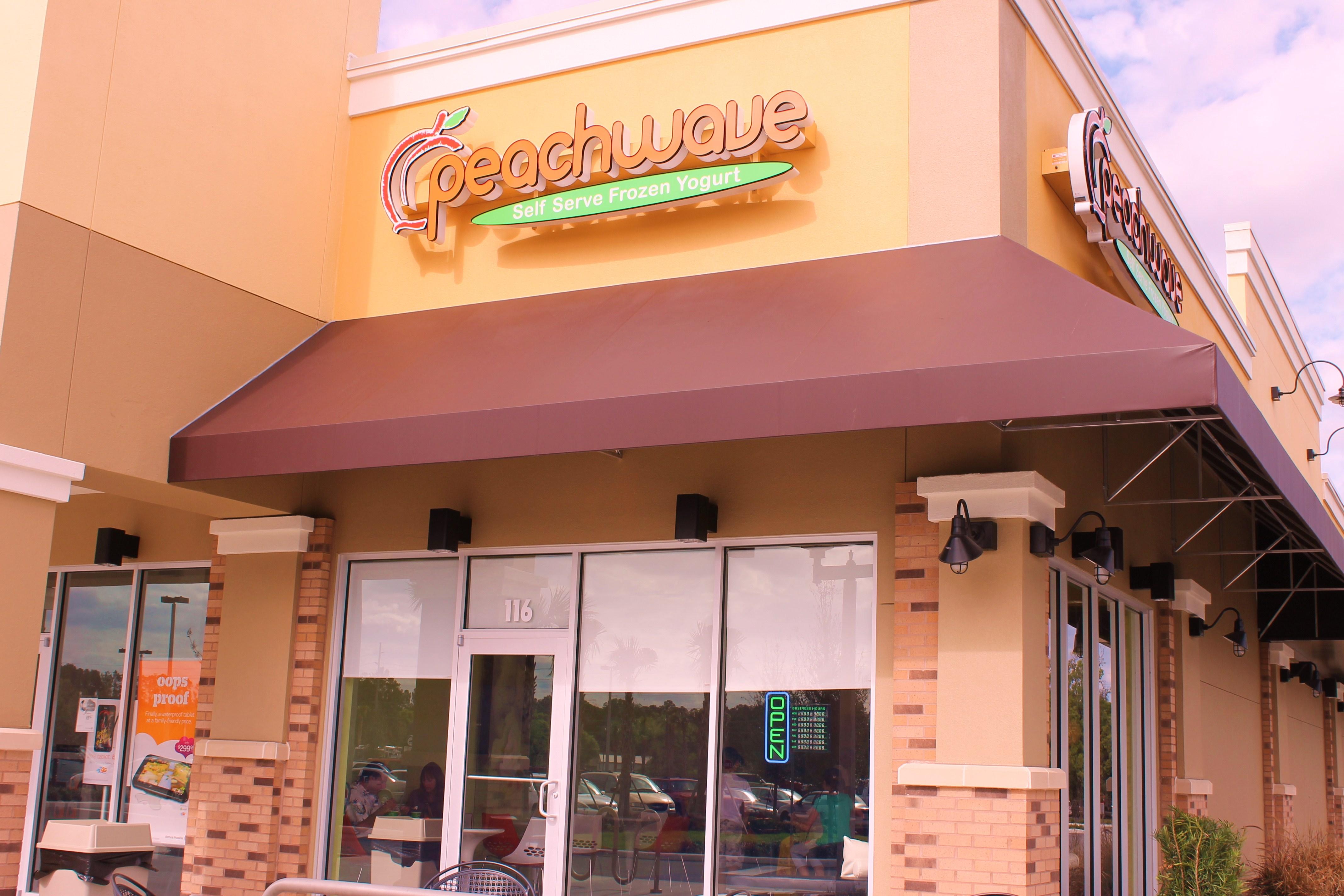 Peachwave Frozen Yogurt Ocala Fl Ocala Buyers Agent