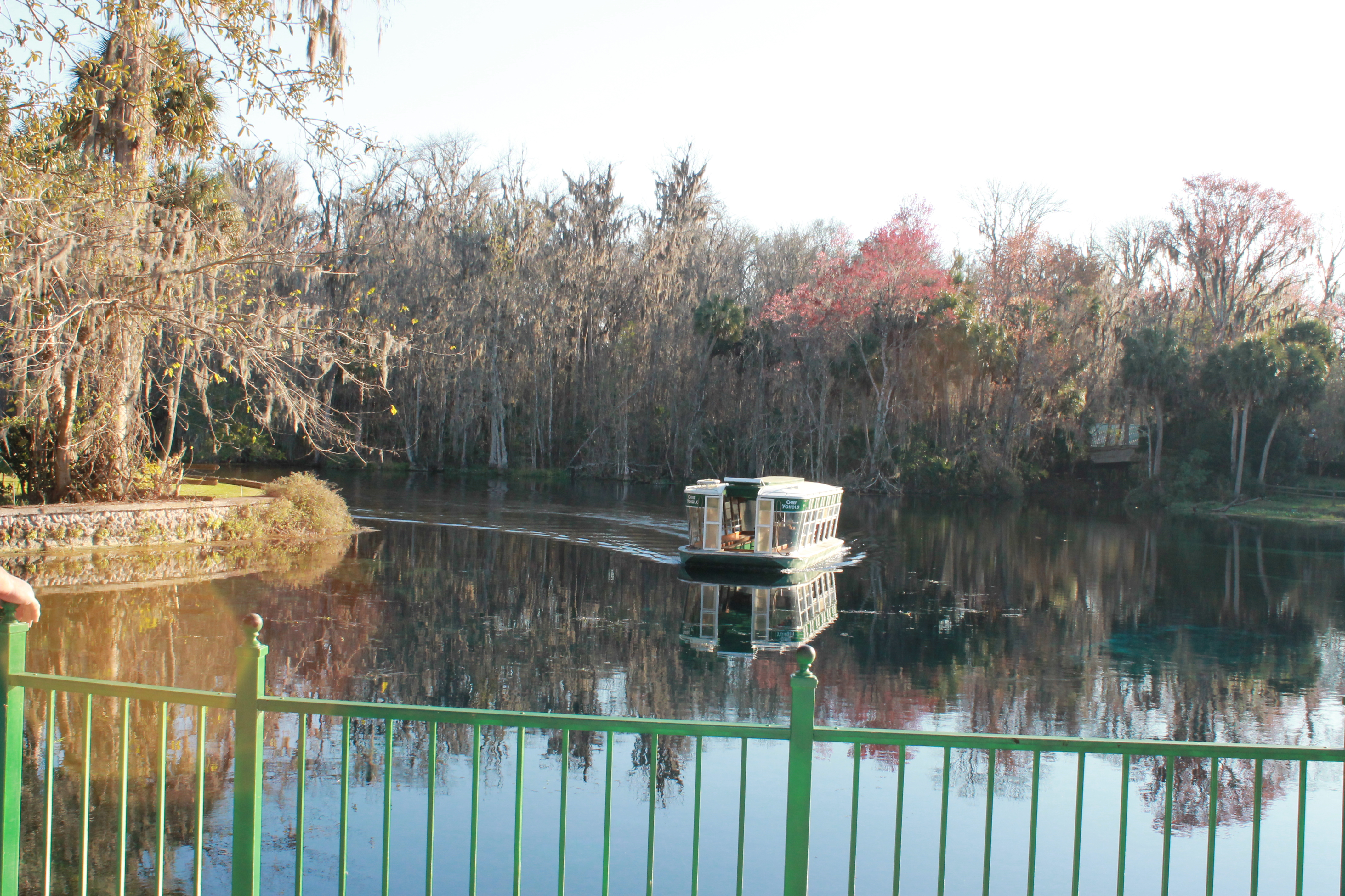 Ocala S Silver Springs To Become A State Park This October
