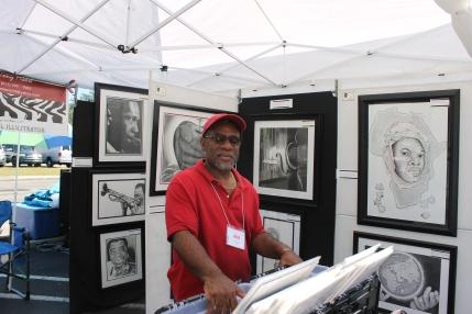 Tony Moore~ Artist